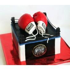 """Торт """"Бокс. Патриот"""""""