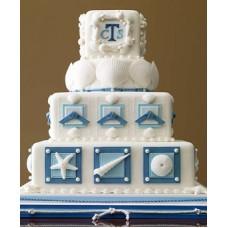 Свадебный торт №83