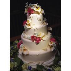 Свадебный торт №28