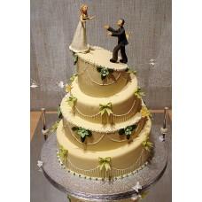 """Свадебный торт """"Признание"""""""