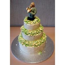 """Свадебный торт """"Кинг Конг"""""""