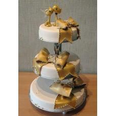 Свадебный торт №76