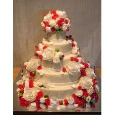 Свадебный торт №3