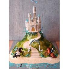 Свадебный торт №17