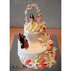 Свадебный торт №24