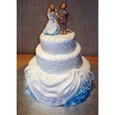 """Свадебный торт """"Совет да Любовь"""""""