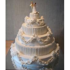 "Свадебный торт ""Дворец любви"""