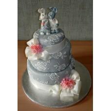 Свадебный торт №89