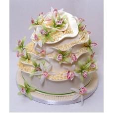 Свадебный торт №15