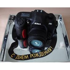 "Торт ""Фотохудожнику"""