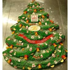 """Новогодний торт на заказ """"Сладкая елка"""""""