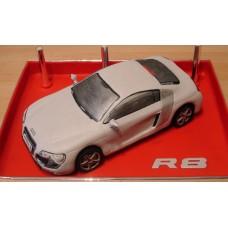 """Торт """"Белый Audi R8"""""""