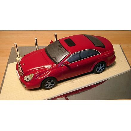 """Торт """"Mercedes GLS 350"""""""