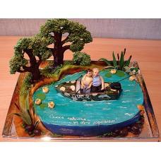 "Торт ""30 лет вместе!"""