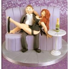 """Эротический торт """"Развлечение двоих"""""""