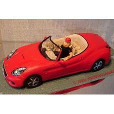 "Торт ""Ferrari California"""