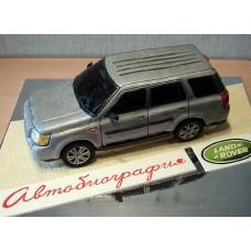 "Торт ""Land Rover"""