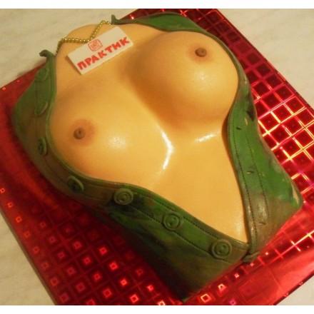 "Торт ""Грудь"""