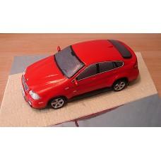 "Торт ""Красная BMW X6"""