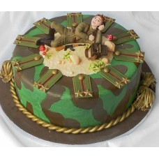 """Торт  """"На привале"""""""