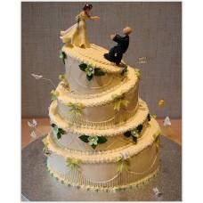 Свадебный торт №33