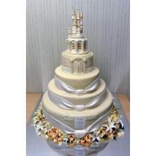 Свадебный торт №37