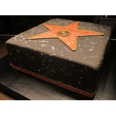 "Корпоративный торт  ""Звездный"""