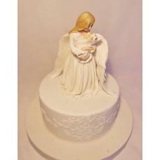 """Детский торт """"Ангел-Хранитель"""""""