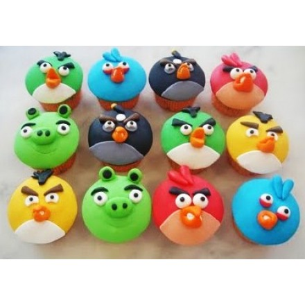 """Angry Birds"" №2"