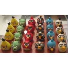 """Angry Birds"" №3"