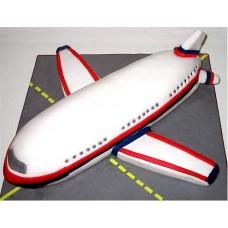 """Детский торт """"Самолет"""""""