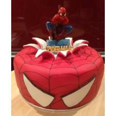 "Детский торт ""Человек-паук (Spiderman)"""