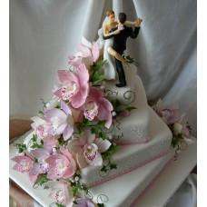 """Свадебный торт """"Танго"""""""