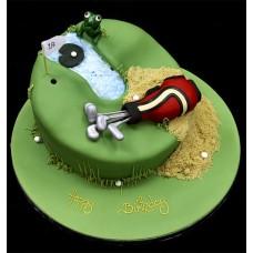 """Торт """"Клюшки для гольфа"""""""