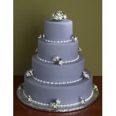 """Свадебный торт """"Утонченность"""""""