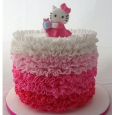"""Детский торт """"Hello Kitty"""""""