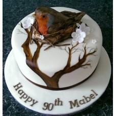"""Торт  """"90 лет"""""""