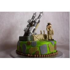 """Торт """"Полный вперед!"""""""