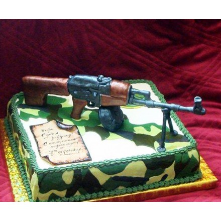 "Торт ""Автомат"""