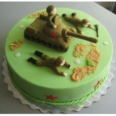 """Торт """"В засаде"""""""