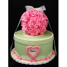 "Торт ""Волшебство роз"""