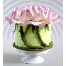 """Торт на 8 марта """"Шипы и розы"""""""