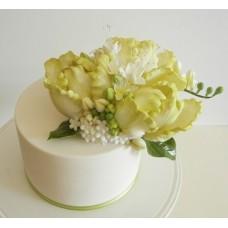 """Свадебный торт """"Дорогой теще"""""""
