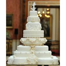 """Свадебный торт """"Аристократичность"""""""