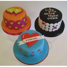 """Пирожные для влюбленных """"Любовные истории"""""""