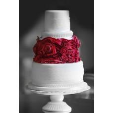 """Свадебный торт """"Страстные чувства"""""""