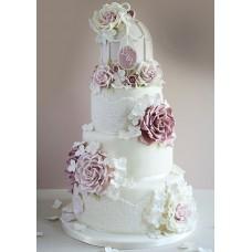 """Свадебный торт """"Таинство любви"""""""