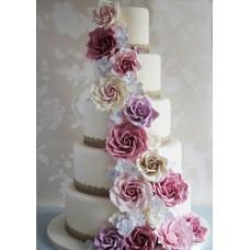 """Свадебный торт """"Млечный путь"""""""