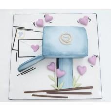 "Торт на 14 февраля ""Love.ru"""