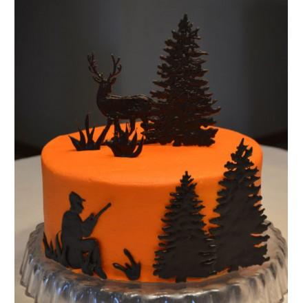 """Торт """"Любимая охота"""""""